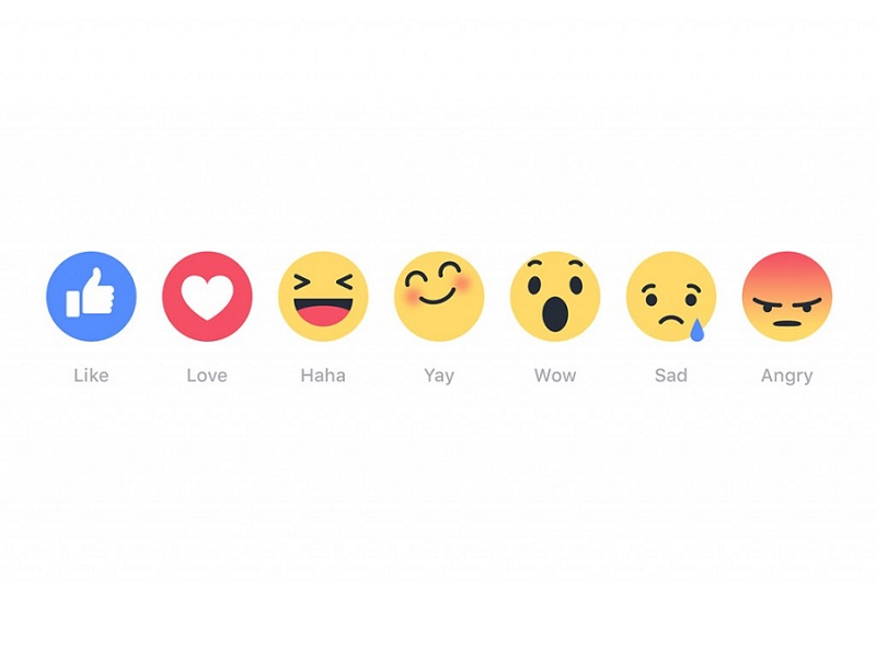 Facebook Reactions Bring Similar Posts On Your News Feed
