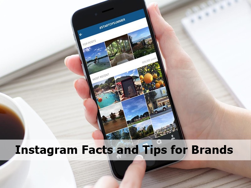 [INFOGRAPHIC] Instagram Facts and Tips for Brands