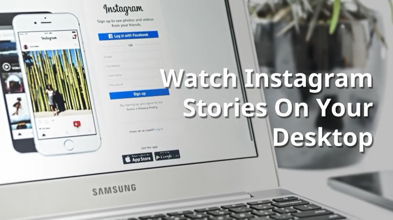 Digital industry news #9 | Watch Instagram Stories On Your Desktop