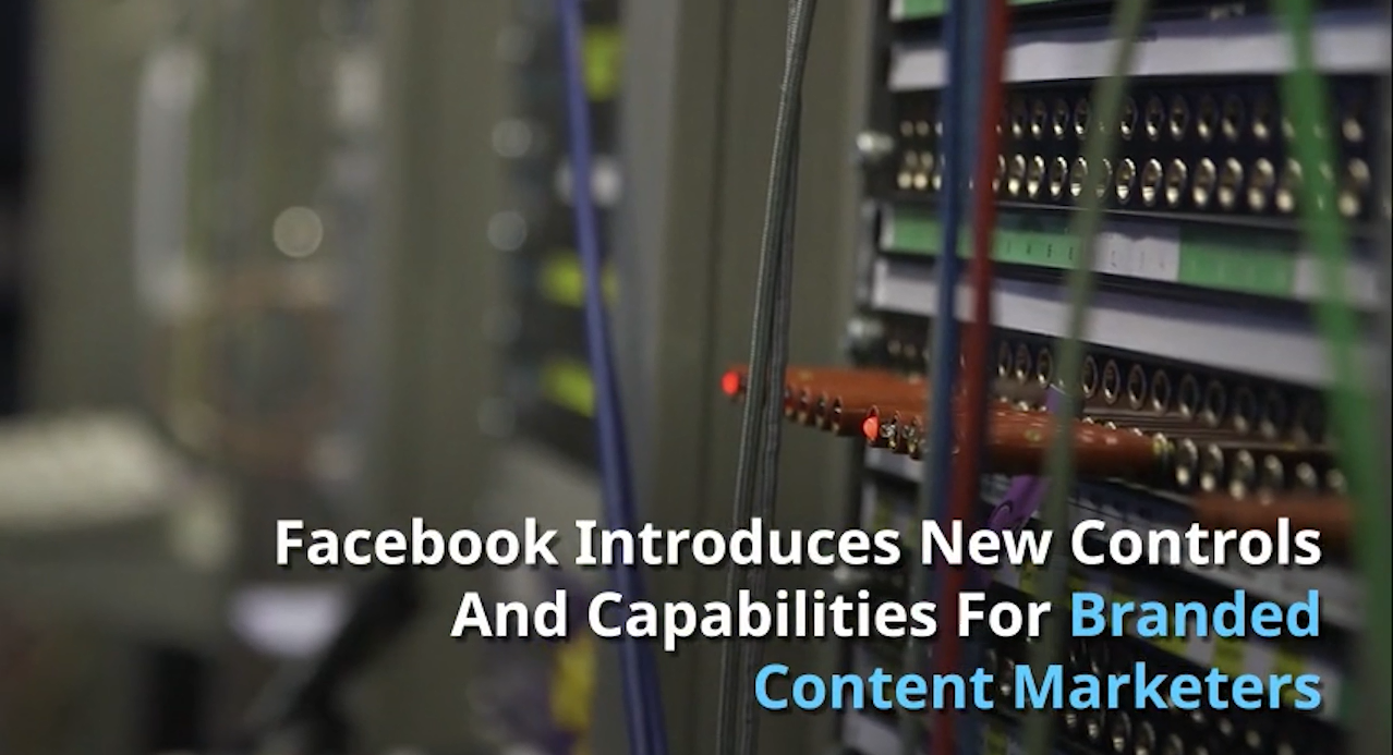 Digital industry news #7 | Facebook's New Features and Controls