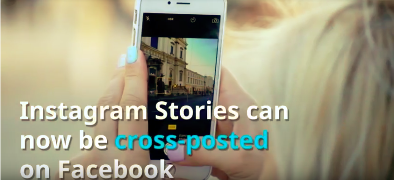 Digital Industry News #14 | Instagram Stories Can Now be Cross-Posted on Facebook
