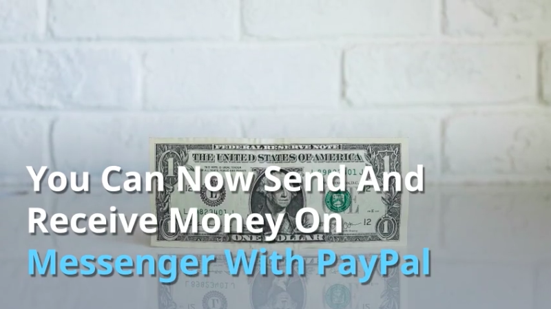 Digital Industry News #17 | You Can Now Send And Recieve Money on Messenger With PayPal