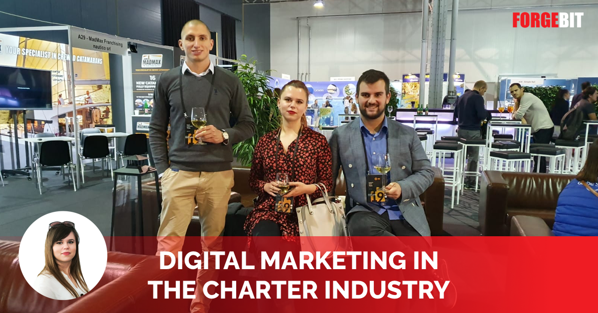 Digital Marketing in the Charter Industry